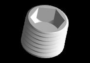 Пробка корпусу КПП (зливна) A15. Артикул: 015301127AA