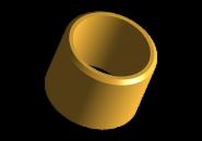 Направляюча втулка корпуса КПП Chery Amulet/Karry. Артикул: 015301153AA