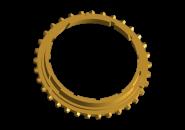 Кольцо синхронизатора 3 передачи A15. Артикул: 015311249AA