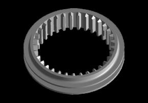 Муфта синхронізатора 3-4 передачі (оригінал) A15. Артикул: 015311341AA