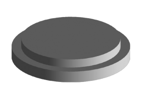 Заглушка фланця диференціала КПП A15. Артикул: 015409289AA