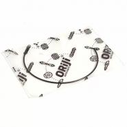 Кольцо стопорное синхронизатора КПП ORIJI. Артикул: 015311236aa