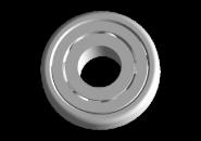Подшипник первичного вала (оригинал) A15. Артикул: 015311123AA