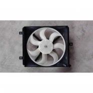 Вентилятор радиатора правый (на 3 крепления). Артикул: 1016003508
