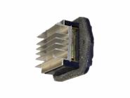 Резистор печки (гребенка) MK. Артикул: 1018002760-01