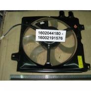 Вентилятор охлаждения левый (5 ножек) CK MK 1016002191. Артикул: 1602044180