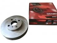 Диск тормозной передний (2шт) (Германия, MOGEN) MK 1014001811. Артикул: MB16