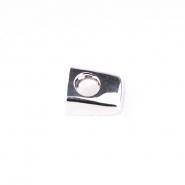 Накладка ручки двери передньої L (личинка замка) Geely MK/MK2. Артикул: 1018004995