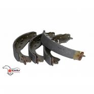 Колодки гальмівні задні Geely MK/MK2/GC6 KIMIKO. Артикул: 1014003351-KM