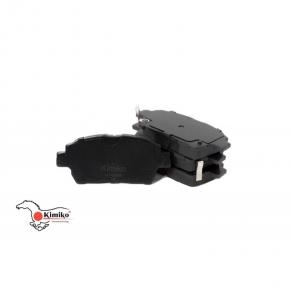 Колодки тормозные передние Geely MK/MK2/GC6 KIMIKO. Артикул: 1014003350-KM