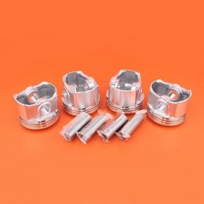 Поршня + пальци комплект STD 4шт 1.6L 480EF-1004020. Артикул: 480EF-1004020