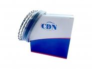 Кольца поршневые 0.25 (CDN) A15 480EF-1004030BA. Артикул: CDN4052