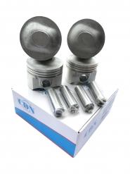 Поршень 4шт комплект + пальцы 0.5 (CDN) 1.6L A15 480EF-1004020CA. Артикул: CDN4082