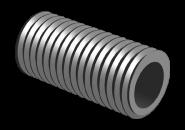 Втулка масляного фільтра (оригінал) A15. Артикул: 480-1012021