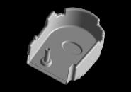 Защита ремня ГРМ (верхняя часть) A15. Артикул: