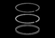 Кольца поршневые STD Chery Amulet/Karry. Артикул: 480-1004030