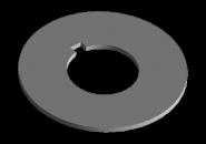Шайба регулювальна шестерні колінвалу Chery Amulet/Elara/Forza/Karry. Артикул: 480-1005061