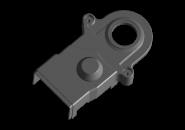 Захист ременя ГРМ (нижня частина) A15 A18. Артикул: 480-1007140