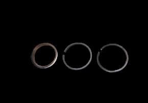 Кольца поршневые 0.25 Chery Amulet/Karry. Артикул: 480EF-1004030BA