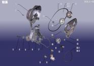 Механизм ГРМ. Артикул: 481FDJ-LX