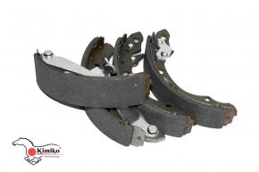 Колодки тормозные задние Chery Amulet KIMIKO. Артикул: A11-3502170-KM
