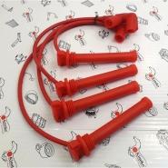 Высоковольтные провода Chery Elara/M11/Tiggo/Tiggo 5 KIMIKO (силикон). Артикул: A11-3707130_40_50_60HA-KM