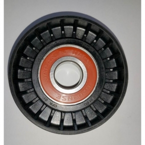 Ролик ремня генератора (металл) Chery Amulet/Elara/Forza/Karry Caffaro. Артикул: A11-8111210BA-CFR