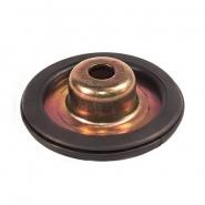 Шайба переднего амортизатора верхняя (обрезиненная) (оригинал) A15. Артикул: