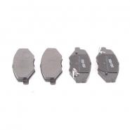 Колодки гальмівні передні без вушка INA-FOR. Артикул: a11-6gn3501080