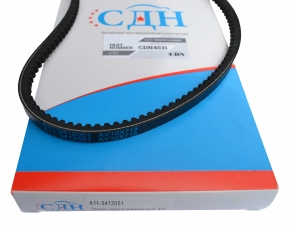 Ремінь ГУР (CDN) A13 A15 A11-3412051. Артикул: CDN4031
