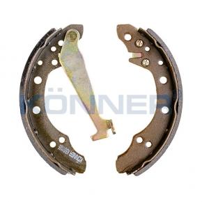 Колодки гальмівні задні KONNER. Артикул: a11-3502170