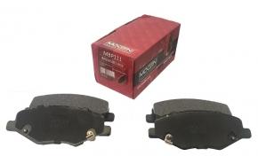Колодки гальмівні передні (Германія, MOGEN) A15 A11-6GN3501080. Артикул: MBP111