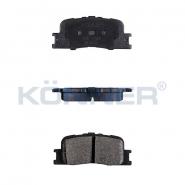 Колодки тормозные задние (дисковые) (KONNER) A21 E5 B14 A21-3501090. Артикул: KPR-1744