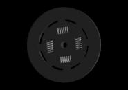 Диск сцепления (KOREASTAR) A15. Артикул: A11-1601030AC