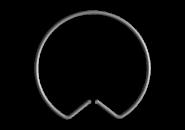 Сепаратор сцепления (пружинка) (оригинал) A15. Артикул: