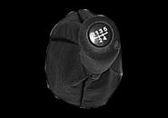 Ручка перемикання передач с кожухом чорна. Артикул: