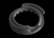 Прокладка пружины задней подвески MEYLE. Артикул: a11-2911031
