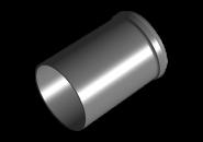 Пыльник амортизатора заднего A13 A15. Артикул: