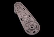Ручка стеклоподъемника черная A11-6104310BF. Артикул: