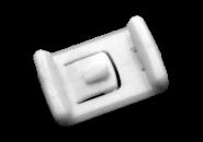 Клипса опоры передних сидений R Chery Amulet. Артикул: