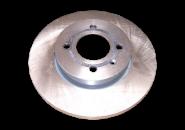 Диск гальмівний передній (Польща, ROTINGER) A15 A11-3501075. Артикул:
