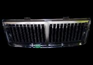 Решетка радиатора без эмблемы