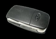 Ключ зажигания (выкидной) (оригинал) A21 T11 B14 E5. Артикул: A21-8CB6105330SP