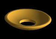 Шайба стійки стабілізатора