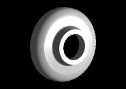 Шайба опоры амортизатора заднего верхняя оригинал. Артикул: a11-2911015