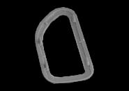 Облицовка ручки двери внутренней правой (серая). Артикул: