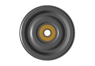 Опора амортизатора переднього (оригінал) A15. Артикул: