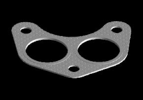 Прокладка прийомної труби верхня. Артикул: a11-1200011