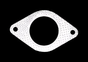Прокладка прийомної труби нижня. Артикул: a11-1205311