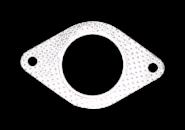 Прокладка приемной трубы нижняя. Артикул: a11-1205311